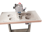 New Tech Pneumatic Press for Grommets, Snaps, Buttons