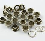 Mesh Grommets With Washers
