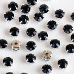 Prong Rivet Or Sew On Rhinestones