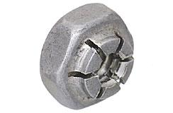 Nut For Presser Foot, Eastman Straight Knife Cutting Machines, 4C1-161