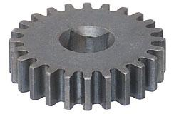 Gear on Screw Shaft for Eastman Straight Knife Cutting Machines, 87C3-50