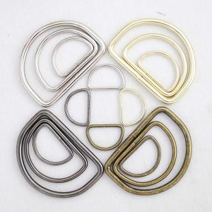 Metal Welded D-Ring