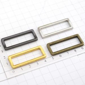 Square Single Loop Ring