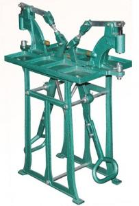 Two Station Foot Press for Grommets