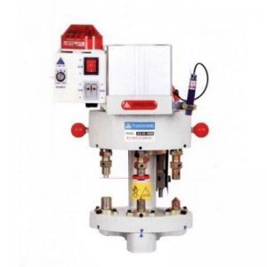 New Tech 3 Head Pneumatic Grommet Press Machine w/Laser Pointer (3 die set)