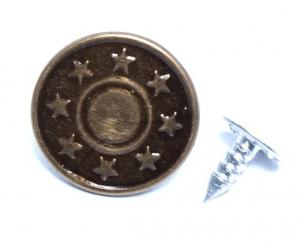 Jeans Buttons - Star Design