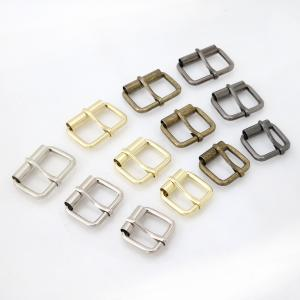 Metal Buckle - Roller Heel Bar