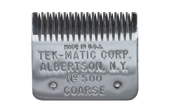 Replacement blade Tek-Matic trimmer