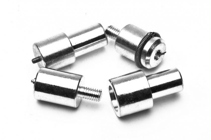 Heavy Duty and Super Heavy Duty Press Die Sets for Grommets, Snaps, Buttons & Rivets