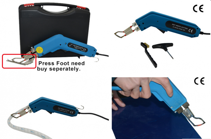 New Tech HS-68 Hotknife Cutter (110V)